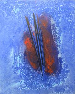 Paolo AMBROSIO - Painting - Effimero