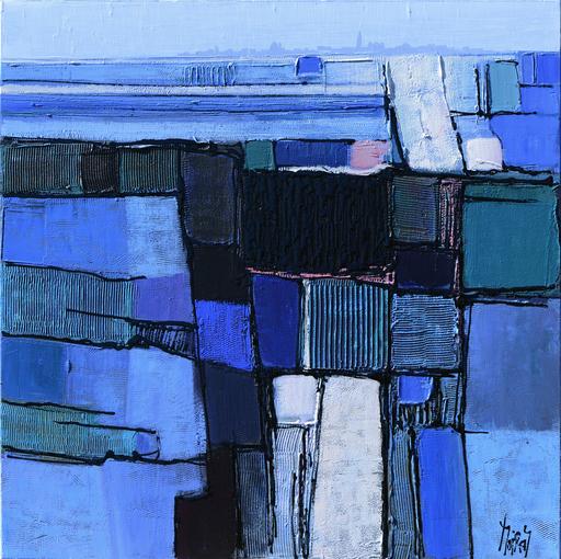 Jean MOIRAS - Painting - Mazzorbo