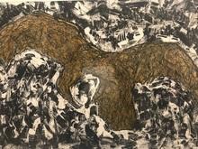让-保罗•里奥佩尔 - 版画 - Le Grand Aigle