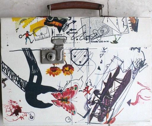 "Jean TINGUELY - Audiovisuel-Multimedia - ""Meta"" de K.G. Pontus Hulten"