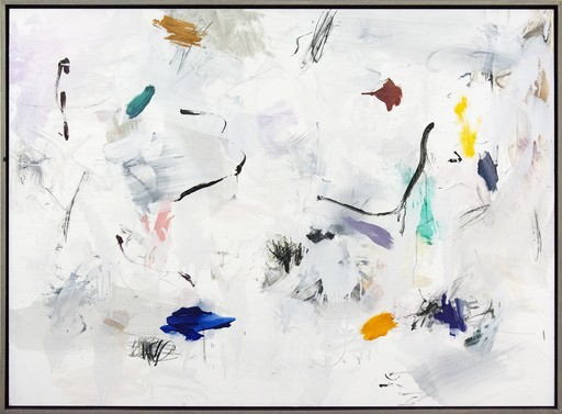 Scott PATTINSON - Painting - Hvodjra No 8