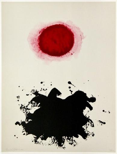 Adolph GOTTLIEB - Estampe-Multiple - Transfiguration, 1969