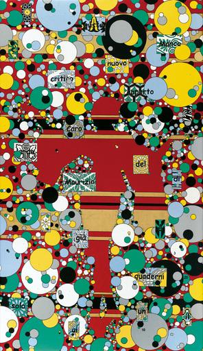 Maurizio CANNAVACCIUOLO - Pintura - Bubbles 6/7