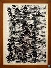 Fernandez ARMAN - Drawing-Watercolor - Allures d'objets