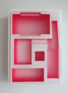 Carola BÜRGI - Pittura - Expanded space 17