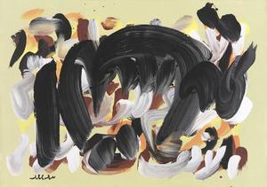 Hamed ABDALLA - Painting - Al Taslim, Capitulation