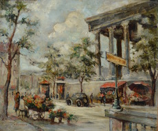 Michael PORTNOY - Painting