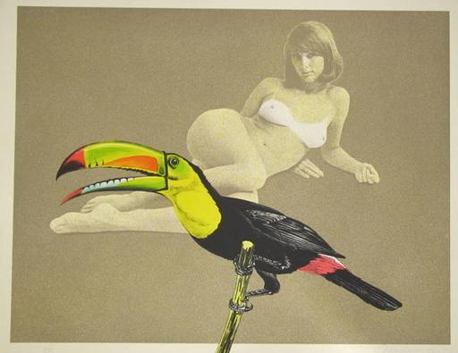 Mel RAMOS - Druckgrafik-Multiple - Toucan better than one