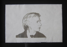 Andy WARHOL (1928-1987) - Self Portrait