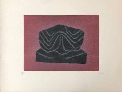 Raoul UBAC - Print-Multiple - Ardoise