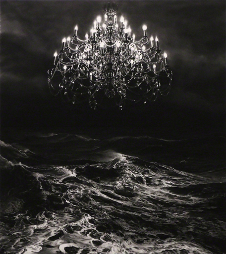 Robert LONGO - Stampa Multiplo - Untitled (Throne Room)