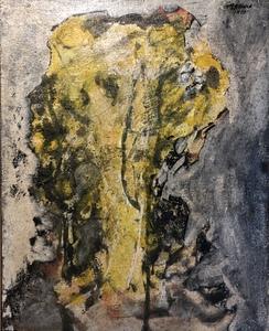Jean-Claude BEDARD - Painting - Grand tete
