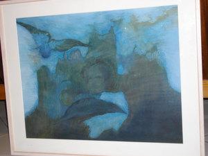 Jean-Baptiste CHÉREAU - Peinture - Je chante à tous vents