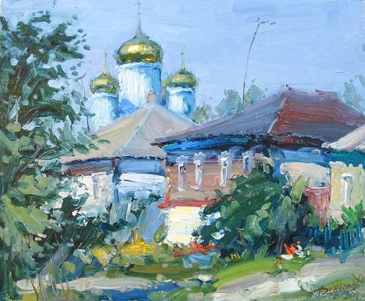 Yuriy DEMIYANOV - Gemälde - on odnomichka