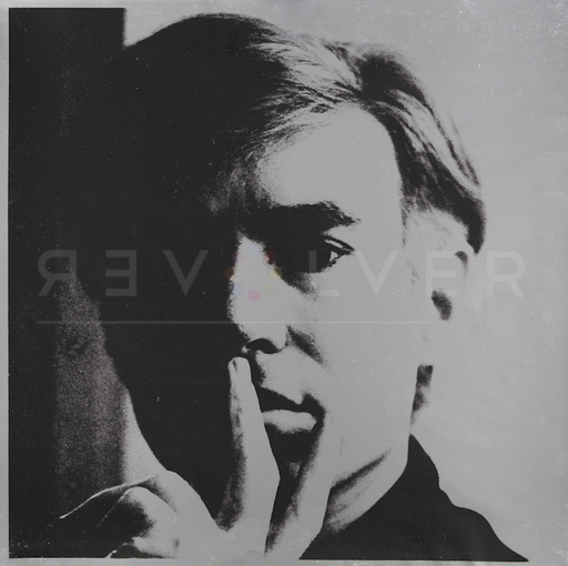Andy WARHOL - Grabado - Self-Portrait (FS II.16)