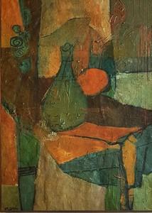 Ya'acov ELCHANANI - Painting - Sitll life