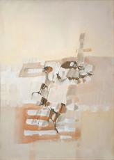 Sergio ROMITI - Pintura - Composizione, 1957