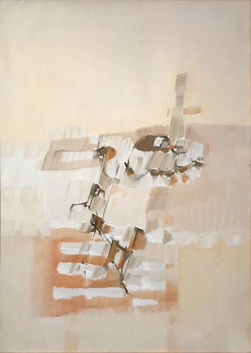 Sergio ROMITI - Painting - Composizione, 1957