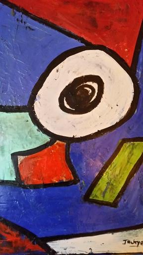 Jacqueline SELLEM - Peinture - Humanité