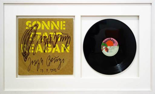 Joseph BEUYS - Sculpture-Volume - Sonne statt Reagan (Maxi-Single)