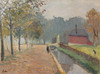 Léonard BORDES - Pintura - Paysage