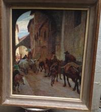 Octave GUILLONNET - Pintura
