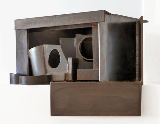 Anthony CARO - Skulptur Volumen - Tabla piece S-13