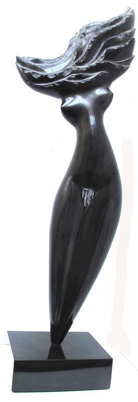 Marian SAVA - Sculpture-Volume - LANGOUREUSE