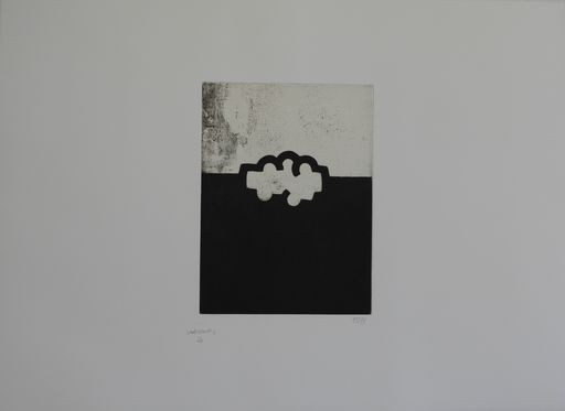 Eduardo CHILLIDA - Druckgrafik-Multiple -  Homenaje a Omar Khayyam