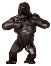 Richard ORLINSKI - Escultura - WILD KONG BLACK MAT