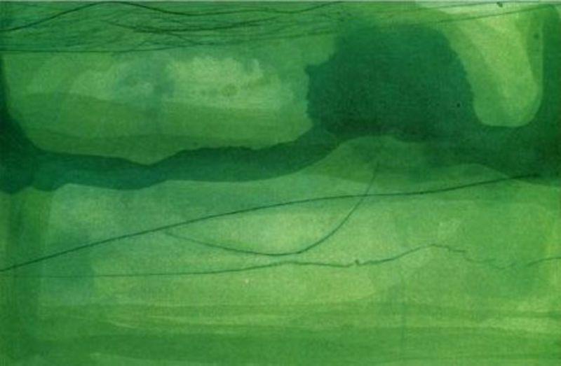 Helen FRANKENTHALER - Print-Multiple - Spring Veil