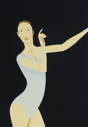 Alex KATZ - Print-Multiple - Sarah