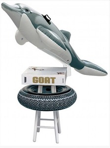 Jeff KOONS, GOAT LIMITED EDITION SCULPTURE