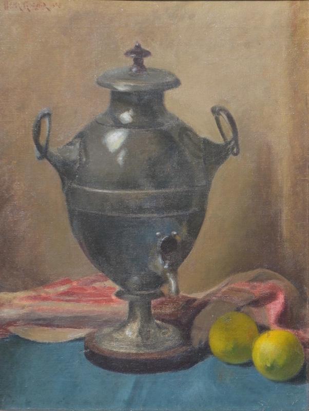 Oscar GHIGLIA - Painting