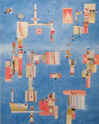 Jérémie IORDANOFF - Peinture - N°694