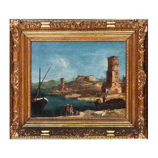 Francesco ALBOTTO - Pintura - Paesaggio