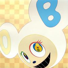 Takashi MURAKAMI (1962) - AND THEN Itchimatsu Pattern