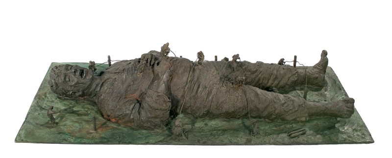 Eva MONTORO - Sculpture-Volume - Gulliver