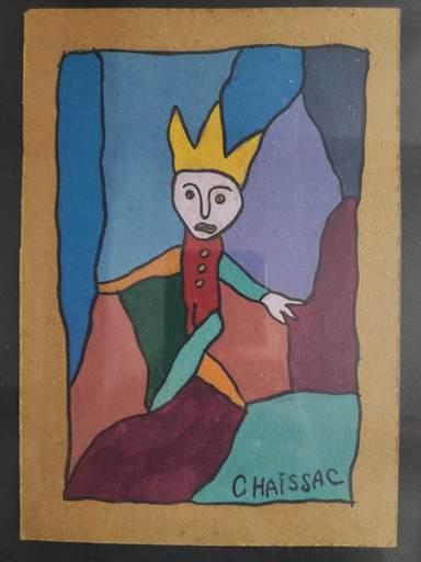 Gaston CHAISSAC - 绘画