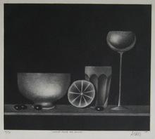 Mario AVATI - Grabado - GRAVURE 1956 SIGNÉE AU CRAYON NUM/50 HANDSIGNED NUMB ETCHING