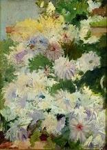 Joaquín SOROLLA Y BASTIDA (1863-1923) - Flores