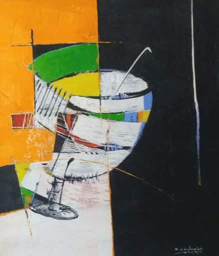 R.U. SUBAGIO - Painting - ABOUT TASTE