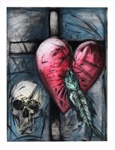 Jim DINE - Print-Multiple - The Garrity Necklace