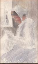Camille PISSARRO (1830-1903) - Portrait of Julie (the artist's wife)