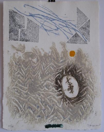 James COIGNARD - Grabado - GRAVURE 1974 SIGNÉE AU CRAYON NUM/60 HANDSIGNED ETCHING