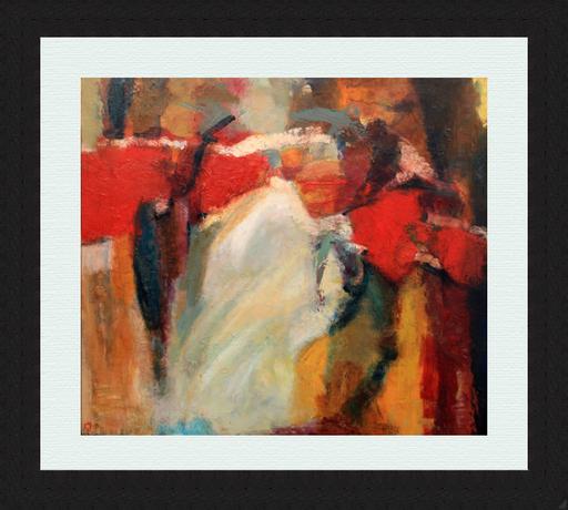 Levan URUSHADZE - Pintura - Composition # 31