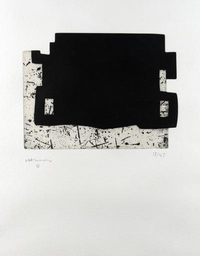 Eduardo CHILLIDA - Print-Multiple - Zaindegi. Künzelsau