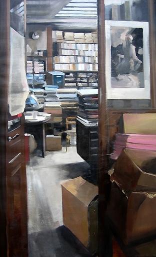 Christoff DEBUSSCHERE - Pintura - Chez Flizo