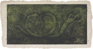 Rufino TAMAYO - Print-Multiple - Quetzalcoatl (P. 248)