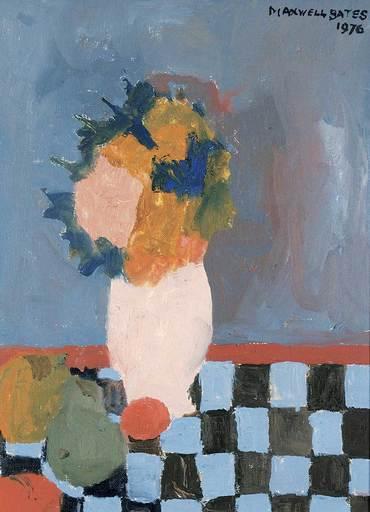 Maxwell Bennett BATES - Pintura - Flowers